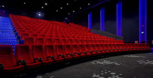 A Finnkino Auditorium